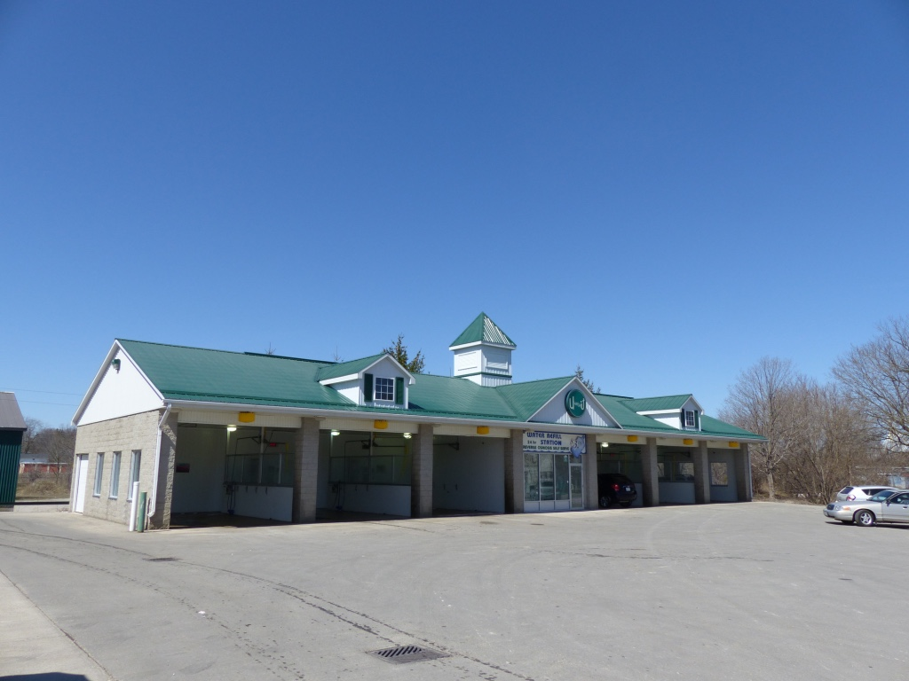 Ingersoll Car Wash - Oxford County Ontario